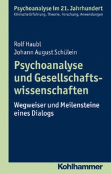eBook Psychoanalyse und Gesellschaftswissenschaften Cover