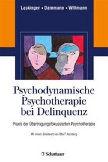 eBook Psychodynamische Psychotherapie bei Delinquenz Cover
