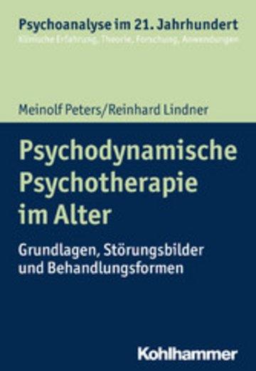 eBook Psychodynamische Psychotherapie im Alter Cover