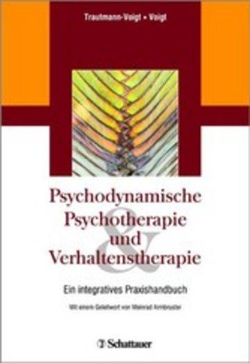 eBook Psychodynamische Psychotherapie und Verhaltenstherapie Cover