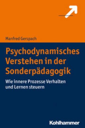 eBook Psychodynamisches Verstehen in der Sonderpädagogik Cover