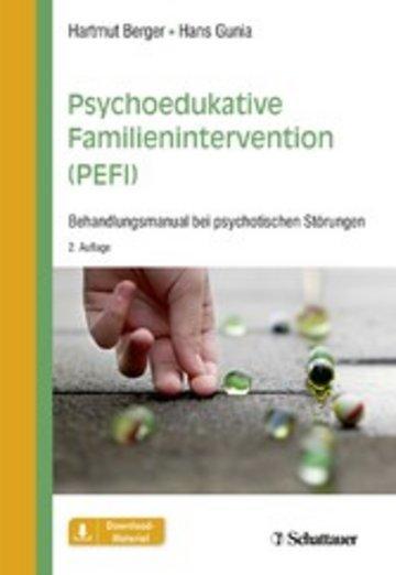 eBook Psychoedukative Familienintervention (PEFI) Cover