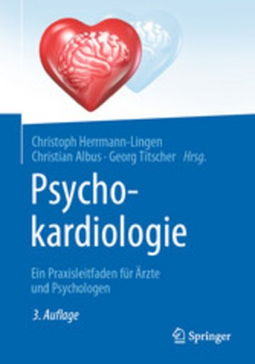eBook Psychokardiologie Cover