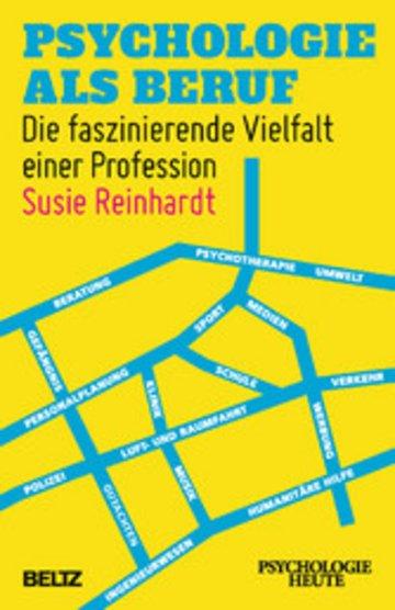 eBook Psychologie als Beruf Cover