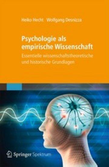 eBook Psychologie als empirische Wissenschaft Cover