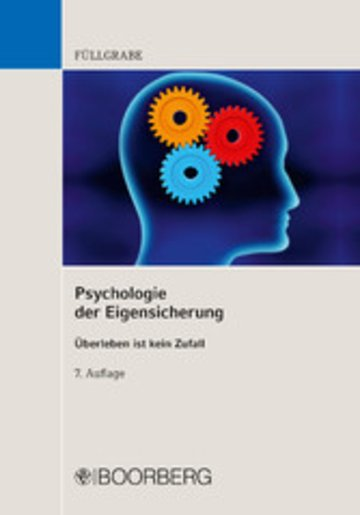 eBook Psychologie der Eigensicherung Cover