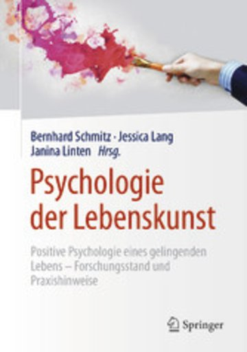 eBook Psychologie der Lebenskunst Cover