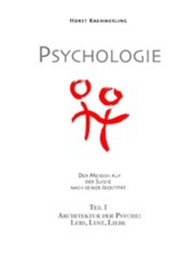 eBook PSYCHOLOGIE - Der Mensch auf der Suche nach seiner Identität. Cover