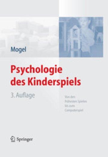 eBook Psychologie des Kinderspiels Cover
