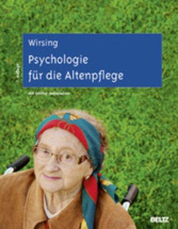 eBook Psychologie für die Altenpflege Cover