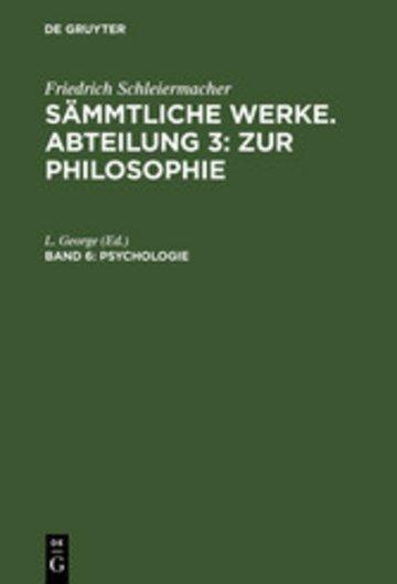 eBook Psychologie Cover