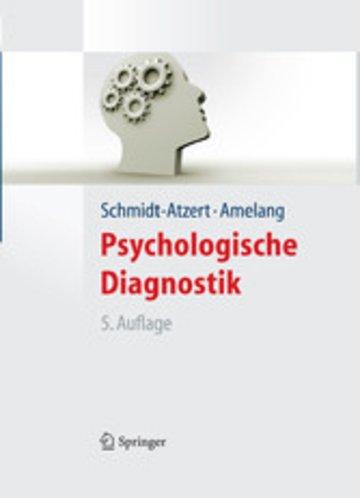 eBook Psychologische Diagnostik (Lehrbuch mit Online-Materialien) Cover