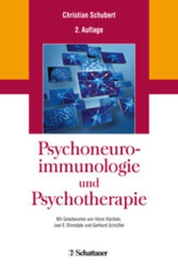 eBook Psychoneuroimmunologie und Psychotherapie Cover