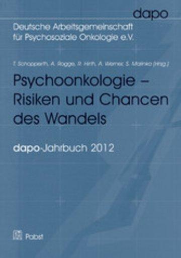 eBook Psychoonkologie – Risiken und Chancen des Wandels Cover