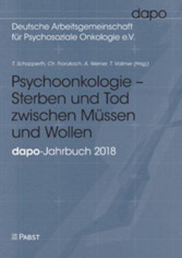 eBook Psychoonkologie - Sterben und Tod zwischen Müssen und Wollen Cover