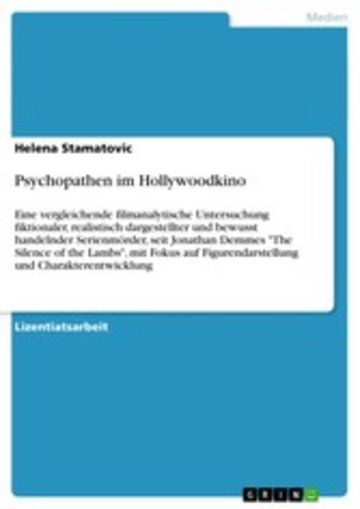 eBook Psychopathen im Hollywoodkino Cover