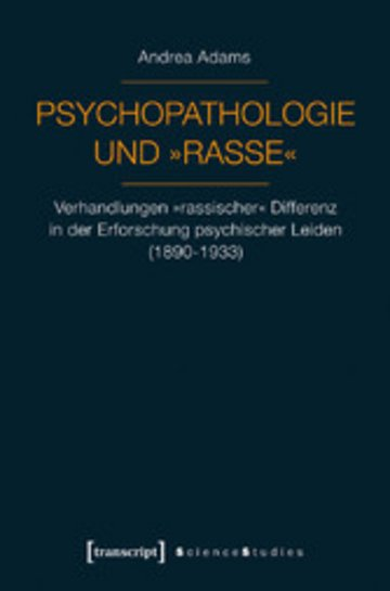 eBook Psychopathologie und »Rasse« Cover