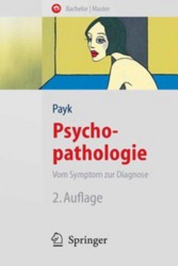 eBook Psychopathologie. Vom Symptom zur Diagnose Cover