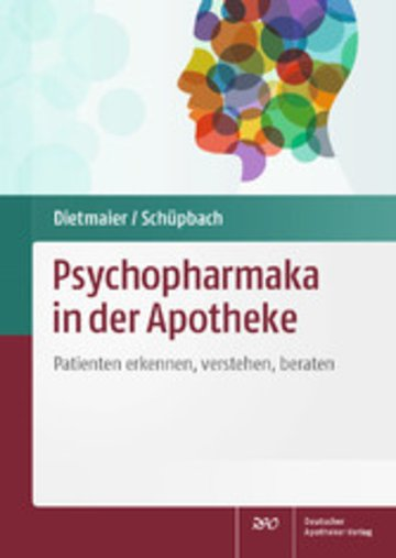 eBook Psychopharmaka in der Apotheke Cover