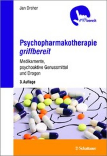 eBook Psychopharmakotherapie griffbereit Cover