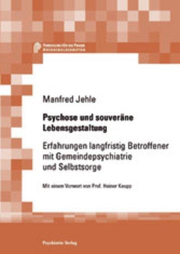 eBook Psychose und souveräne Lebensgestaltung Cover