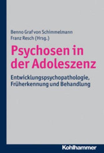 eBook Psychosen in der Adoleszenz Cover