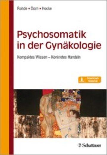 eBook Psychosomatik in der Gynäkologie Cover