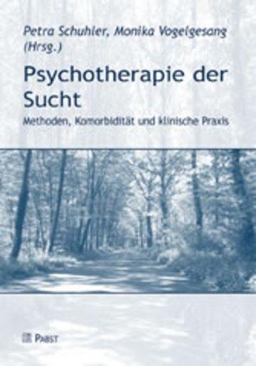 eBook Psychotherapie der Sucht Cover