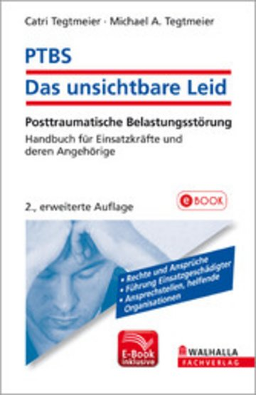 eBook PTBS - Das unsichtbare Leid Cover