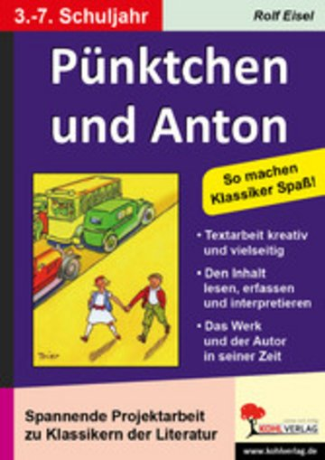 eBook Pünktchen und Anton Cover