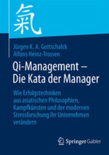 eBook Qi-Management - Die Kata der Manager Cover