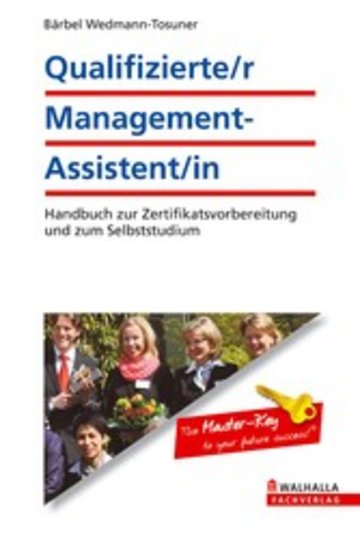 eBook Qualifizierte/r Management-Assistent/in Cover