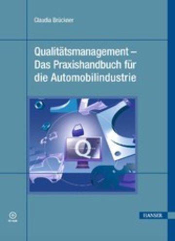 eBook Qualitätsmanagement - Das Praxishandbuch für die Automobilindustrie Cover