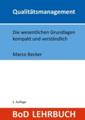 eBook Qualitätsmanagement Cover