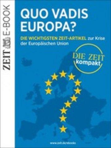 eBook Quo vadis Europa? Cover
