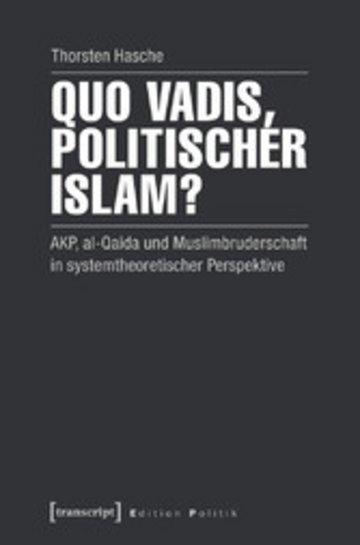 eBook Quo vadis, politischer Islam? Cover