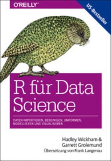 eBook R für Data Science Cover