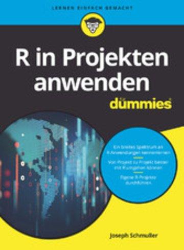 eBook R in Projekten anwenden für Dummies Cover