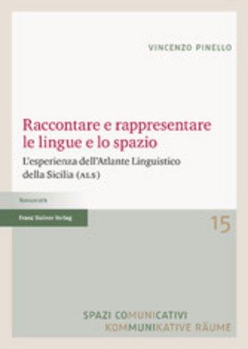 eBook Raccontare e rappresentare le lingue e lo spazio Cover