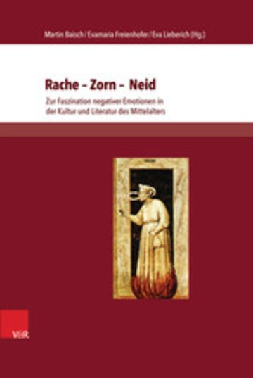 eBook Rache - Zorn - Neid Cover
