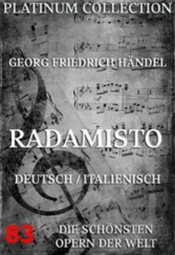 eBook Radamisto Cover