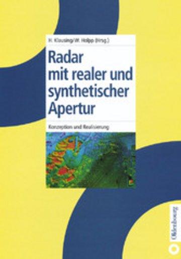 eBook Radar mit realer und synthetischer Apertur Cover