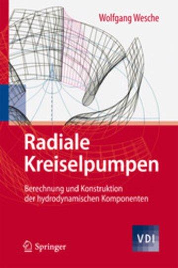 eBook Radiale Kreiselpumpen Cover
