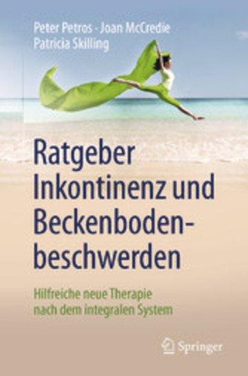 eBook Ratgeber Inkontinenz und Beckenbodenbeschwerden Cover
