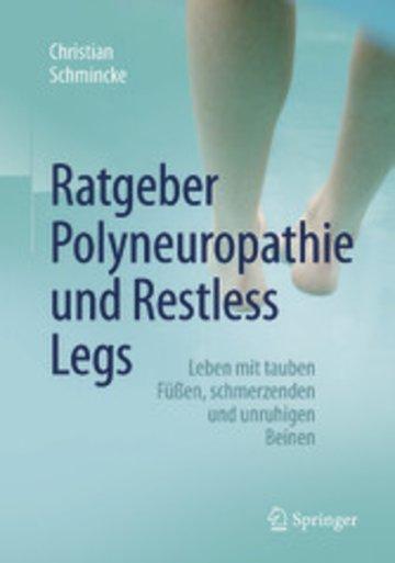 eBook Ratgeber Polyneuropathie und Restless Legs Cover