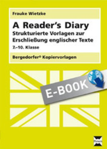 eBook A Reader's Diary Cover