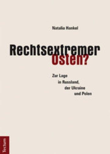 eBook Rechtsextremer Osten? Cover