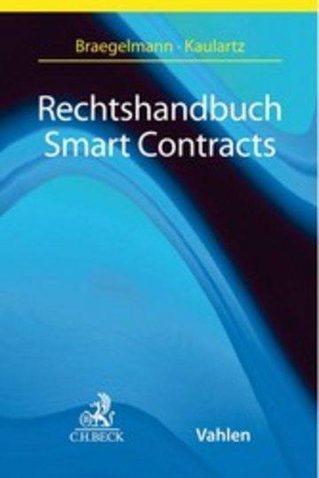 eBook Rechtshandbuch Smart Contracts Cover
