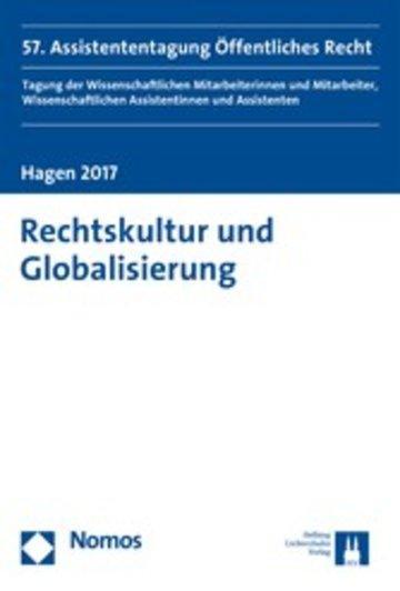eBook Rechtskultur und Globalisierung Cover
