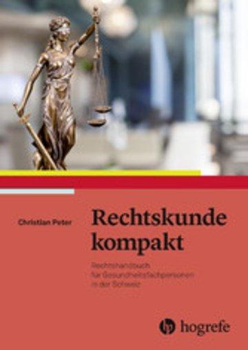 eBook Rechtskunde kompakt Cover
